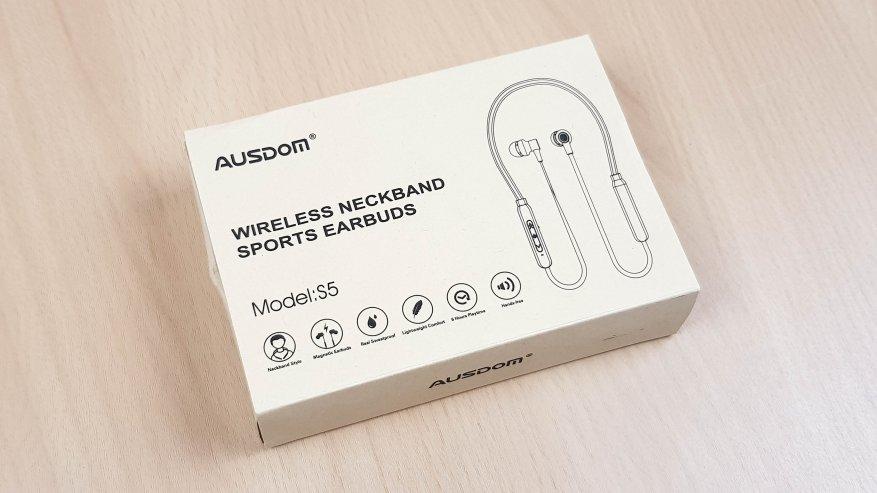 AliExpress: Ausdom S5: очень дешевые Bluetooth-наушники, которые «долбят»