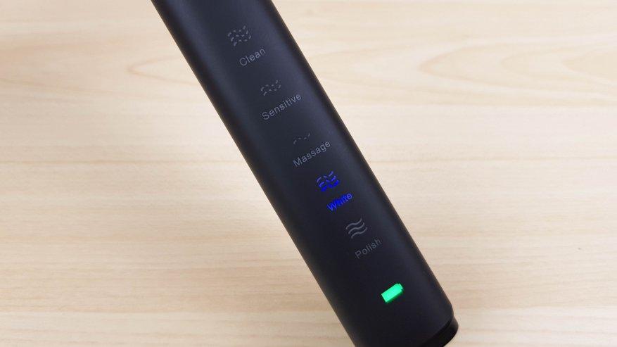 Магазины Китая: Alfawise S100: недорогая звуковая зубная щетка. Чистим зубы по-новому