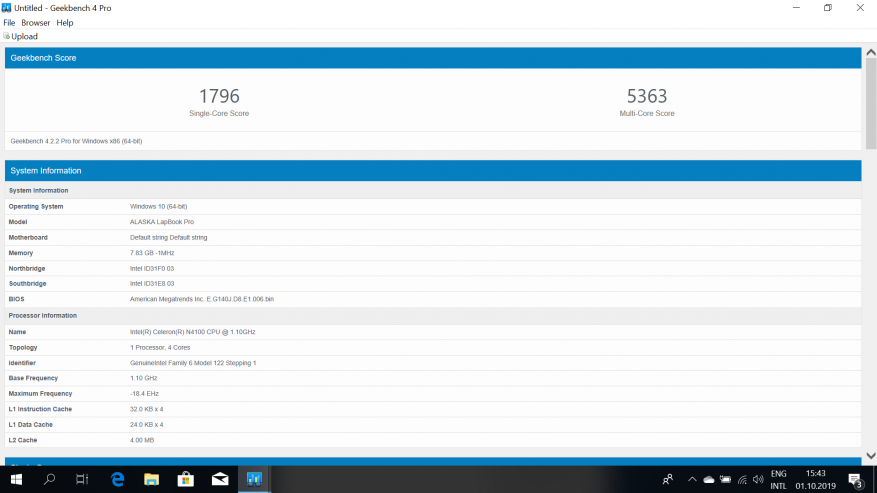 AliExpress: Обзор Chuwi LapBook Pro 14,1: ультрабук, который вы непременно захотите