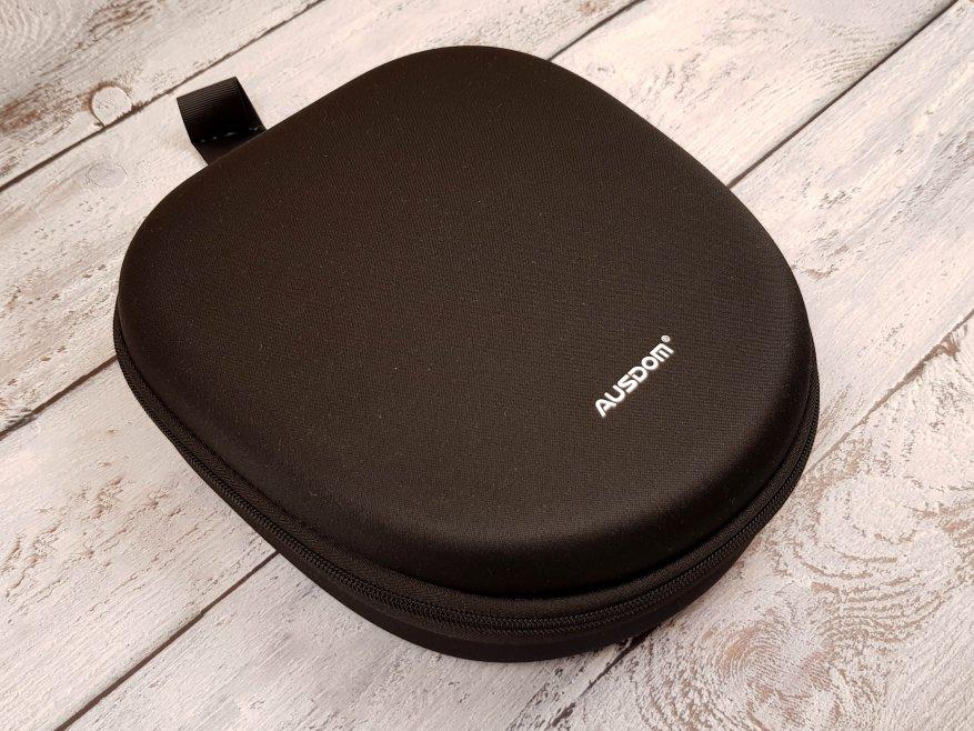 AliExpress: Ausdom ANC8: полноразмерные беспроводные наушники с активным шумоподавлением. Удобные, музыкальные, доступные