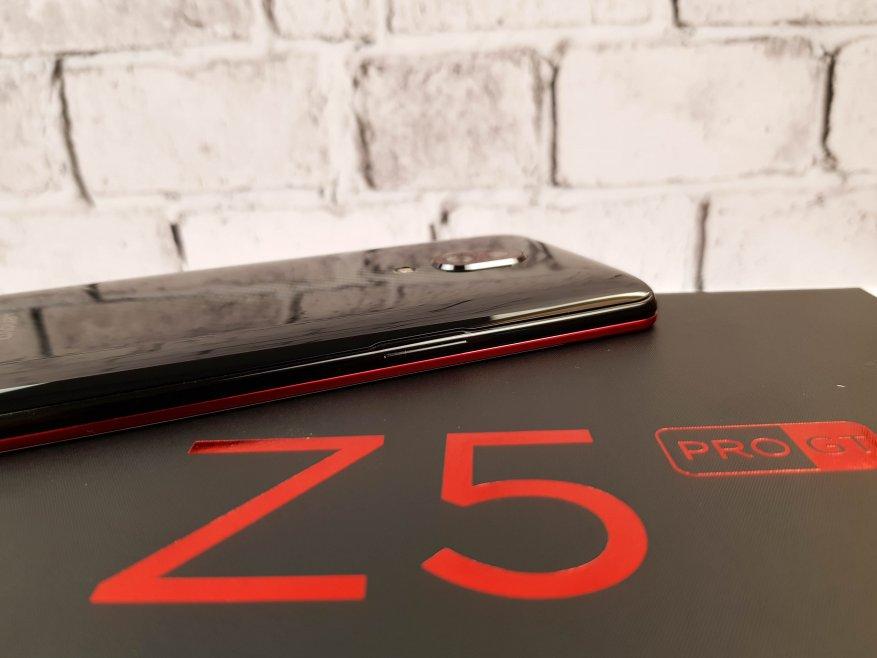 Lenovo Z5 Pro GT обзор смартфона