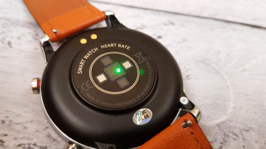 Смарт-часы Scomas DT78 IPS обзор