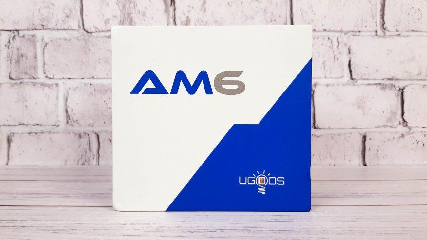 AliExpress: Ugoos AM6: обзор и сравнение с конкурентами. Выбираем лучший TV box на Amlogic S922X