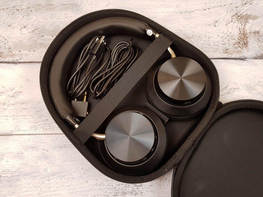 AliExpress: Mixcder E10: удобные полноразмерные беспроводные наушники с aptX LL и активным шумоподавлением