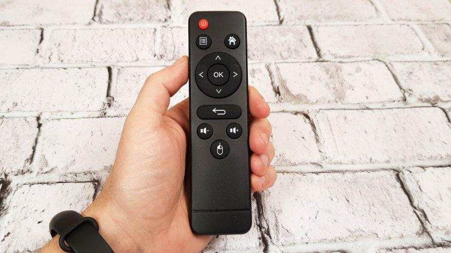 Vontar X3: обзор дешевой Android TV-приставки на процессоре Amlogic S905X3 - характеристики