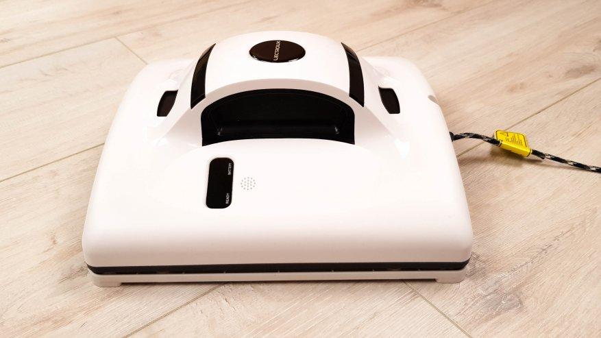 AliExpress: Роботизированный мойщик окон Liectroux X6: будущее уже наступило