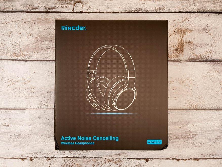AliExpress: Mixcder E7: чтобы получить хороший звук, не обязательно много тратить