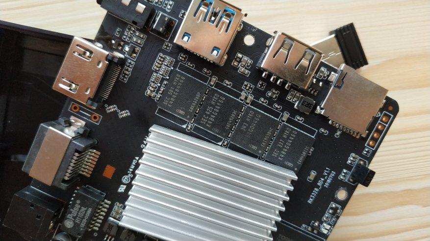 H96 Max Plus: обзор самого горячего TV Box / Проекторы, ТВ