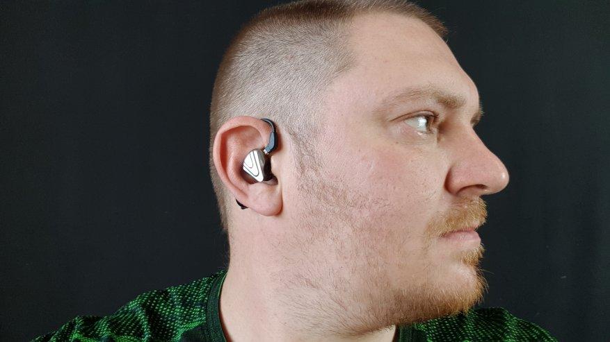 TRN BT20S: Được làm bằng tai nghe Bluetooth có dây 8