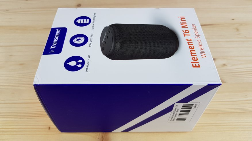Tronsmart Element T6 Mini: مكبر صوت بلوتوث مدمج 1