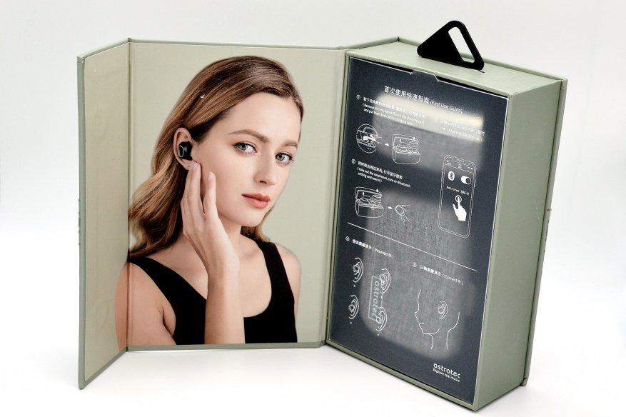 سماعات الرأس اللاسلكية Astrotec S80 Bluetooth مع التحكم باللمس 5