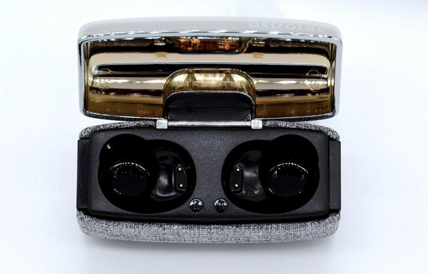 سماعات الرأس اللاسلكية Astrotec S80 Bluetooth مع التحكم باللمس 14