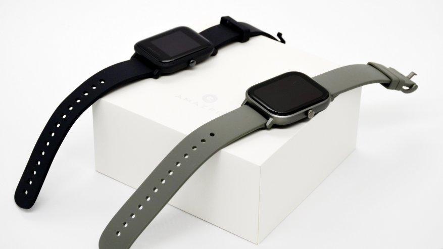 الانطباعات الأولى للمنتج الجديد: مقارنة ساعات Xiaomi Amazfit GTS الذكية مع Xiaomi Amazfit BIP و Amazfit GTR 39