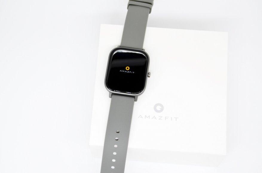الانطباعات الأولى للمنتج الجديد: مقارنة ساعات Xiaomi Amazfit GTS الذكية مع Xiaomi Amazfit BIP و Amazfit GTR 11