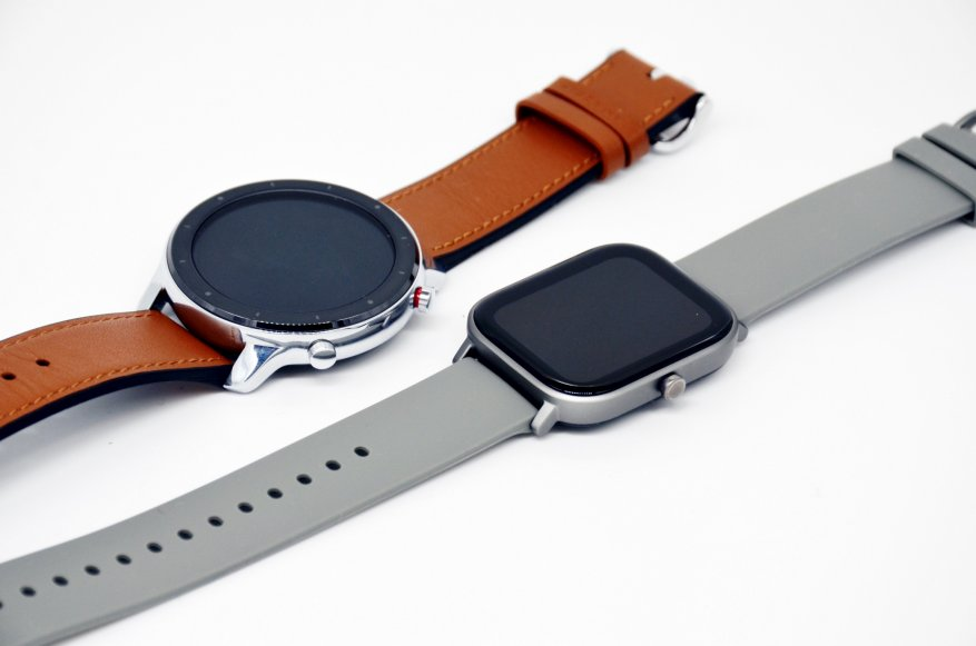 الانطباعات الأولى للمنتج الجديد: مقارنة ساعات Xiaomi Amazfit GTS الذكية مع Xiaomi Amazfit BIP و Amazfit GTR 54