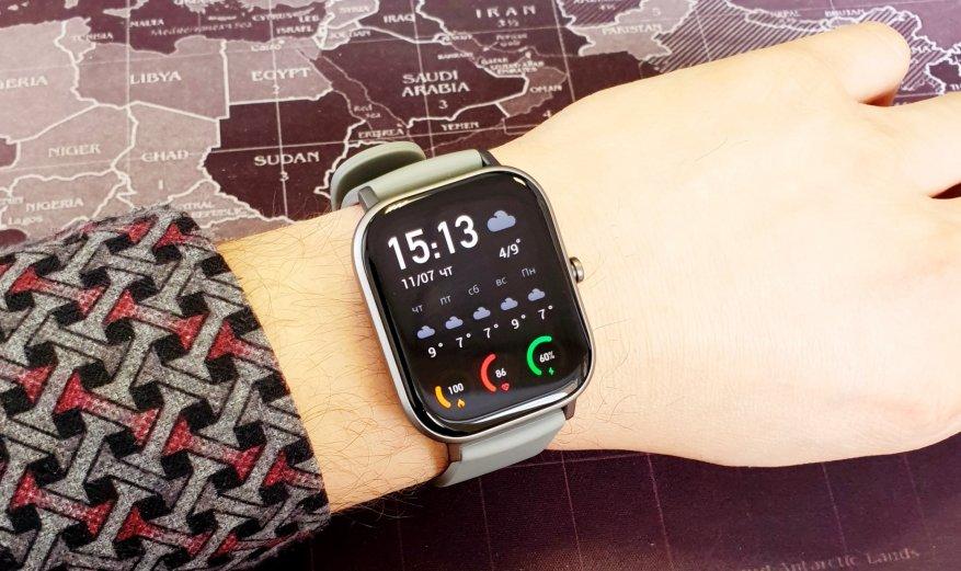 الانطباعات الأولى للمنتج الجديد: مقارنة ساعات Xiaomi Amazfit GTS الذكية مع Xiaomi Amazfit BIP و Amazfit GTR 10