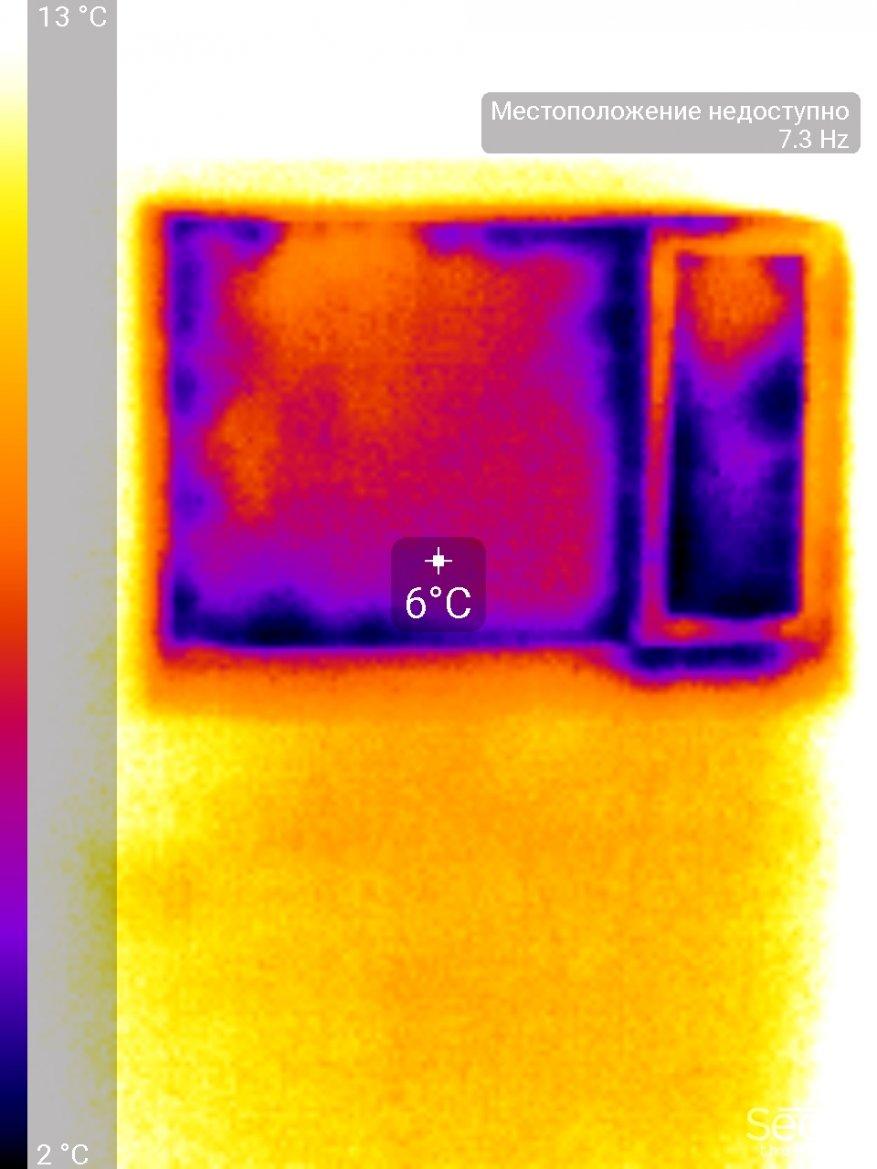 Seek Thermal Shot Pro: أفضل تصوير حراري مستقل عالي الدقة صغير الحجم 9