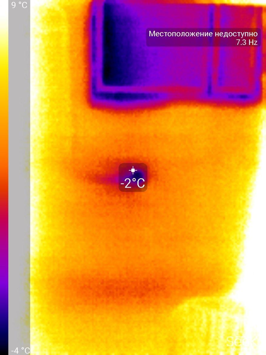 Seek Thermal Shot Pro: أفضل تصوير حراري مستقل عالي الدقة صغير الحجم 10