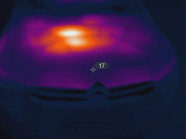 Seek Thermal Shot Pro: أفضل تصوير حراري مستقل عالي الدقة صغير الحجم 8