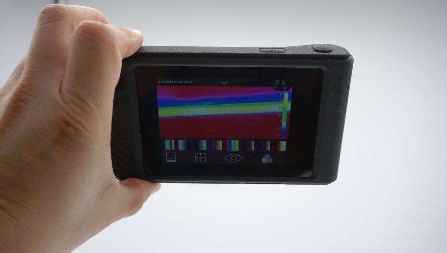 Seek Thermal Shot Pro: أفضل تصوير حراري مستقل عالي الدقة صغير الحجم 1