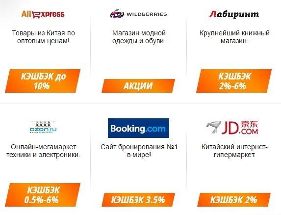 Кэшбэк — лучшие сайты кэшбэка с промо-кодами (обзор и рейтинг)