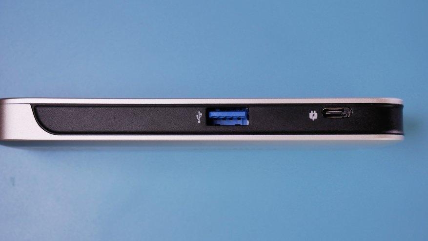مراجعة Kingston Nucleum مع USB Type-C: زيادة عدد المنافذ في الكمبيوتر المحمول إلى 7 8