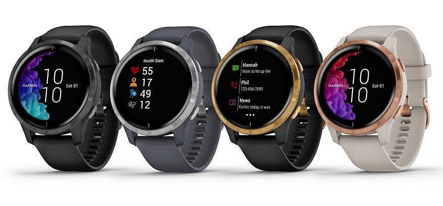Đánh giá đồng hồ thông minh thể thao Garmin Venu 7
