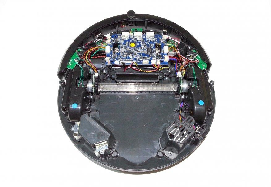 ميزانية متقدمة: المكنسة الكهربائية الروبوتية Liectroux B6009 مع ميزات مثيرة للاهتمام 26