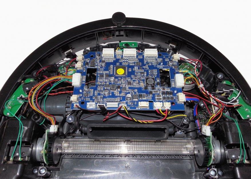 ميزانية متقدمة: المكنسة الكهربائية الروبوتية Liectroux B6009 مع ميزات مثيرة للاهتمام 27