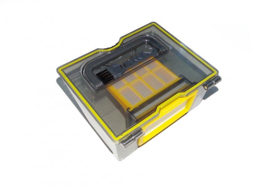 ميزانية متقدمة: المكنسة الكهربائية الروبوتية Liectroux B6009 مع ميزات مثيرة للاهتمام 11