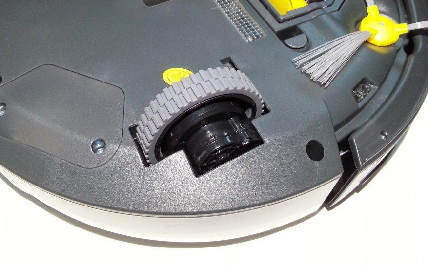 ميزانية متقدمة: المكنسة الكهربائية الروبوتية Liectroux B6009 مع ميزات مثيرة للاهتمام 17