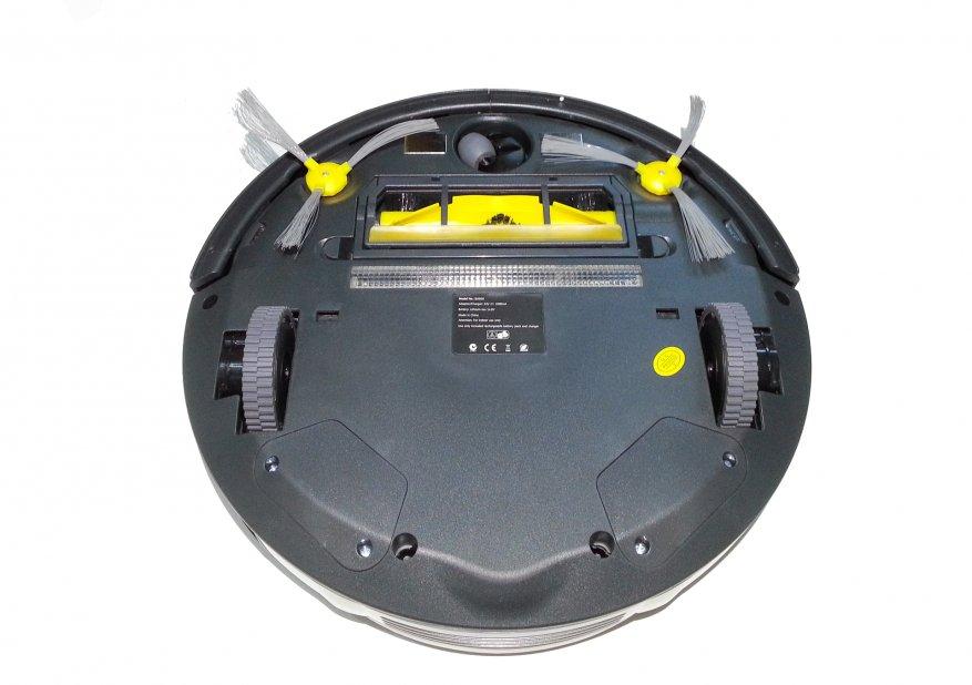 ميزانية متقدمة: المكنسة الكهربائية الروبوتية Liectroux B6009 مع ميزات مثيرة للاهتمام 7