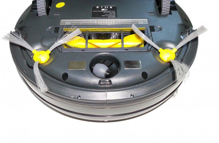 ميزانية متقدمة: المكنسة الكهربائية الروبوتية Liectroux B6009 مع ميزات مثيرة للاهتمام 18