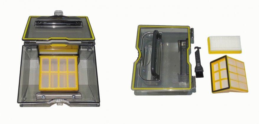ميزانية متقدمة: المكنسة الكهربائية الروبوتية Liectroux B6009 مع ميزات مثيرة للاهتمام 13