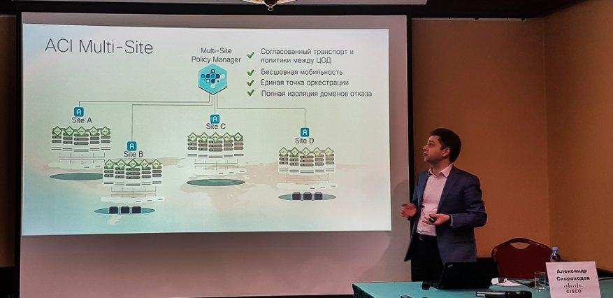 Ориентация на приложения: Cisco обновил Application Centric