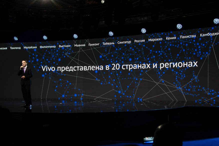 Официальные цены Vivo V7 иV7+ в Российской Федерации