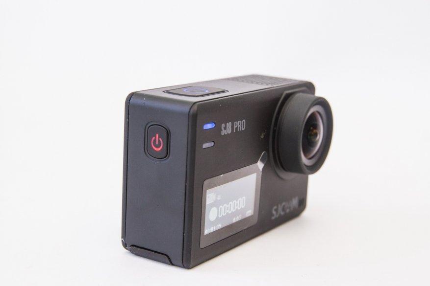 Обзор топовой экшн камеры от SJCAM   SJ8 Pro