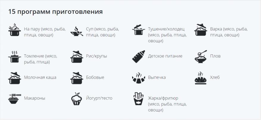 Магазины Украины и СНГ: Один день кулинарных экспериментов с Redmond RMC-M140