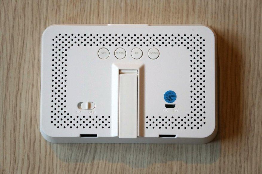 Simsiz sensoru olan Igeress WP6850 hava stansiyası 7