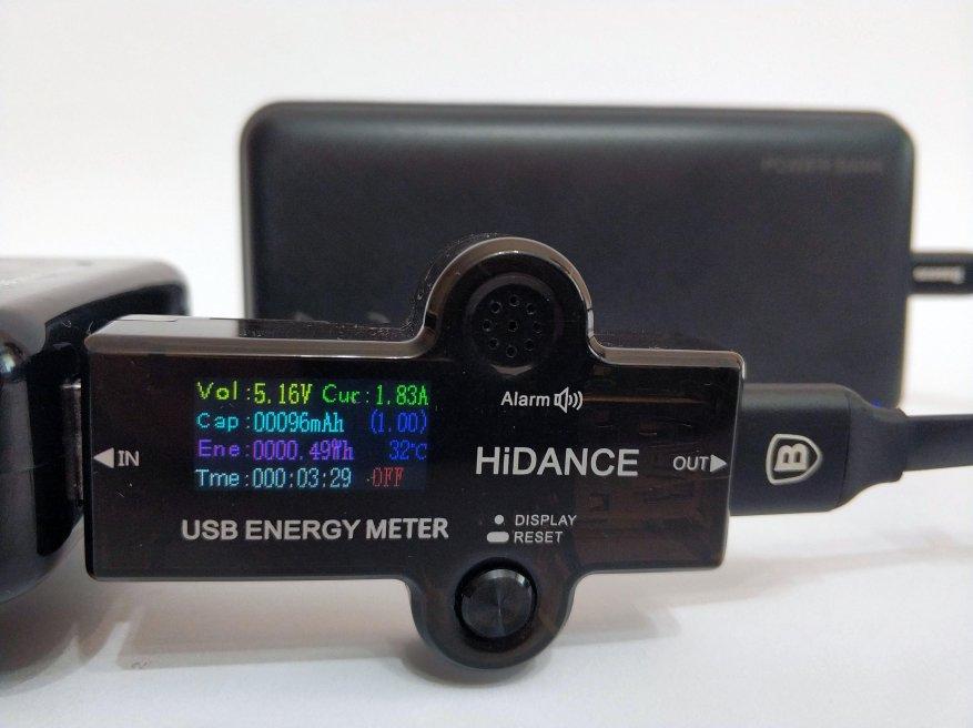 Floveme Portable Power Bank 20000 mAh Batería 20