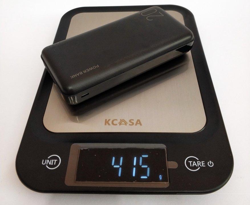Floveme Portable Power Bank 20000 mAh Batería 11