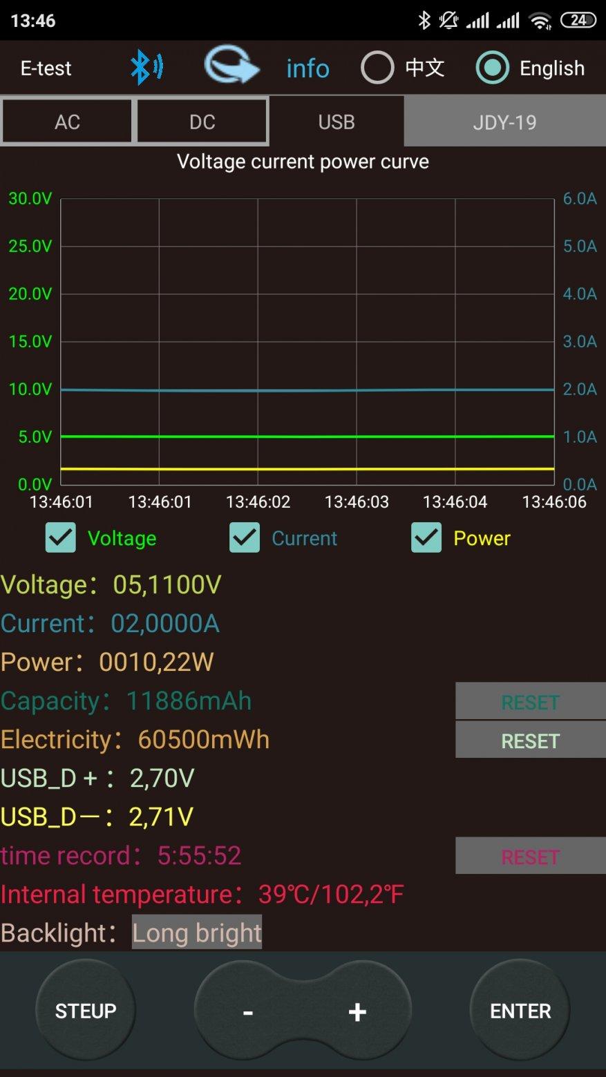 Floveme Portable Power Bank 20000 mAh Batería 16