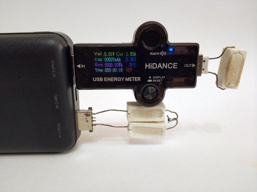 Floveme Portable Power Bank 20000 mAh 24 Batería