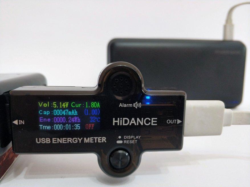 Floveme Portable Power Bank 20000 mAh Batería 19