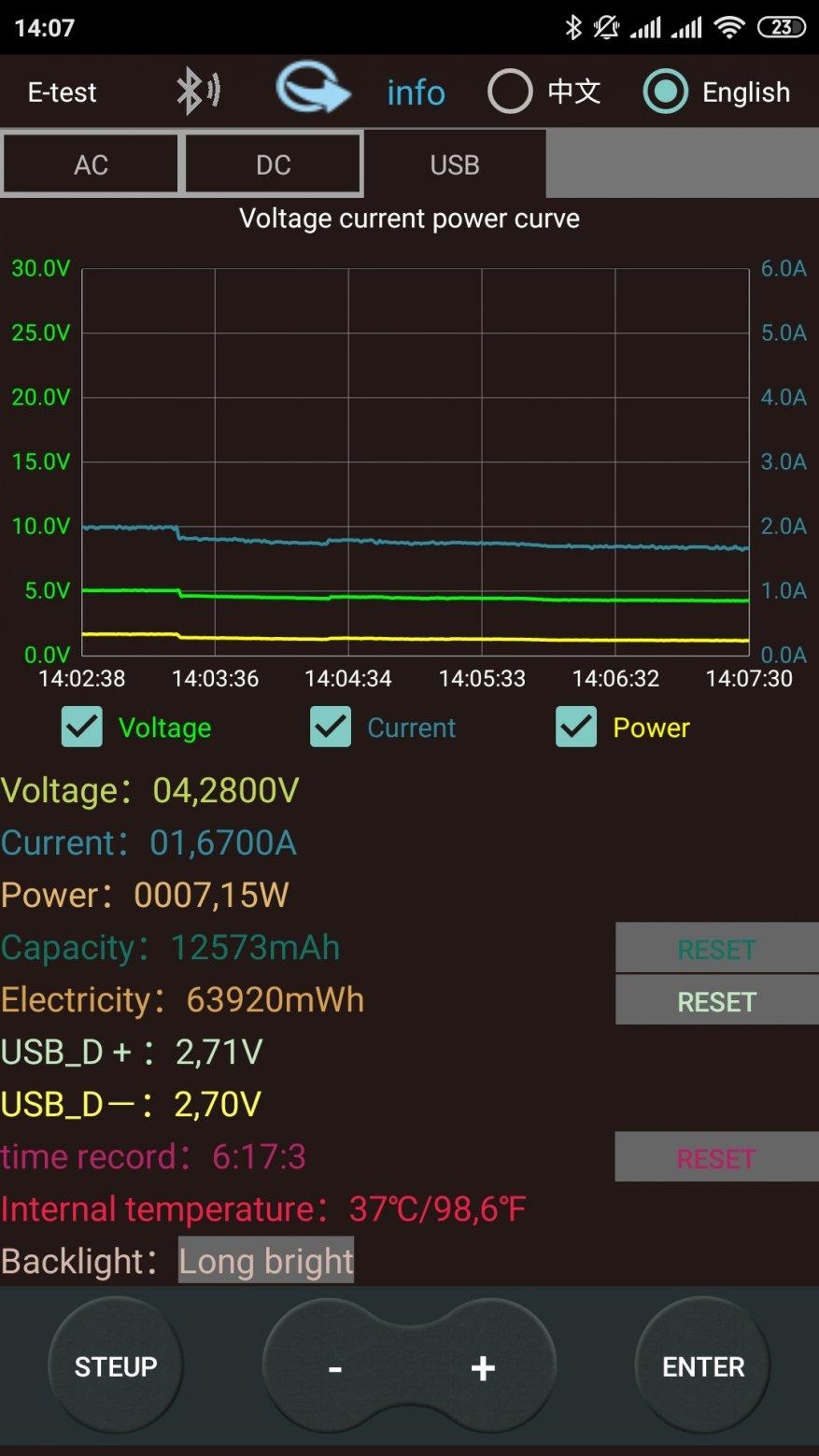 Floveme Portable Power Bank 20000 mAh Batería 18