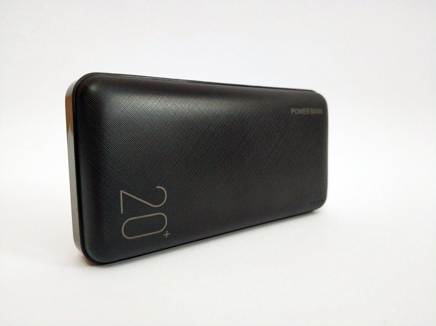 Floveme Portable Power Bank 20000 mAh Batería 4