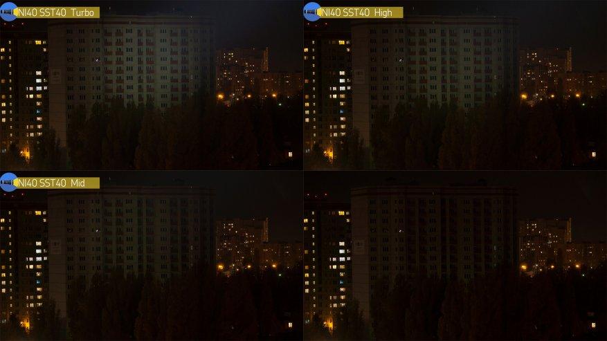 مصباح يدوي قوي بعيد المدى Nightwatch NI40 Stalker: SST40 LED وبطارية 26650 50