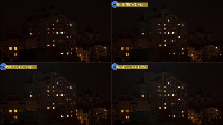 مصباح يدوي قوي بعيد المدى Nightwatch NI40 Stalker: SST40 LED وبطارية 26650 51