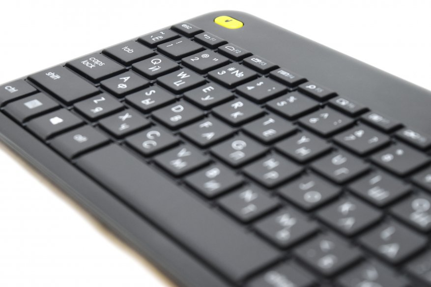 Магазины Украины и СНГ: Logitech K400 plus - выбираем клавиатуру для телевизора