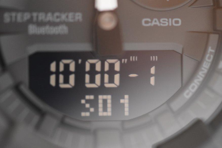 Магазины Украины и СНГ: Casio G-Shock GBA-800-1A — гибридные часы с шагомером и Bluetooth. Что за зверь?